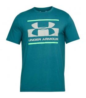 Under Armour Heatgear Fitted RAID Graphic T-Shirt Hommes Sport Shirt 1298816