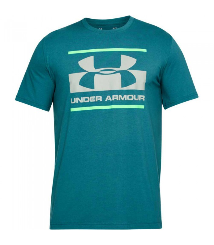 Tee-shirt homme Logo UA Blocked Sportstyle - Under Armour