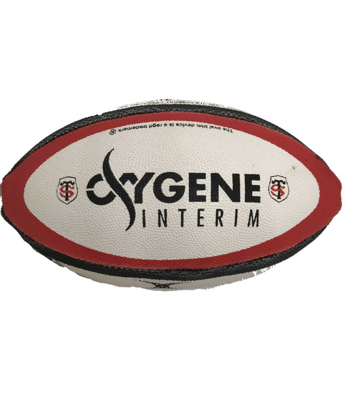 Ballon rugby Stade Toulousain Réplica Mini - Gilbert