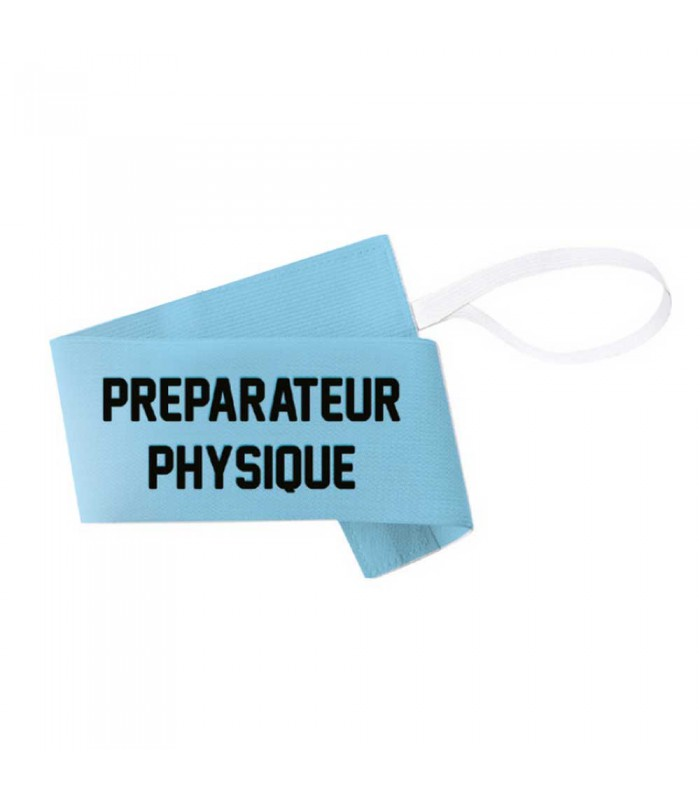 Brassard rugby - Préparateur physique