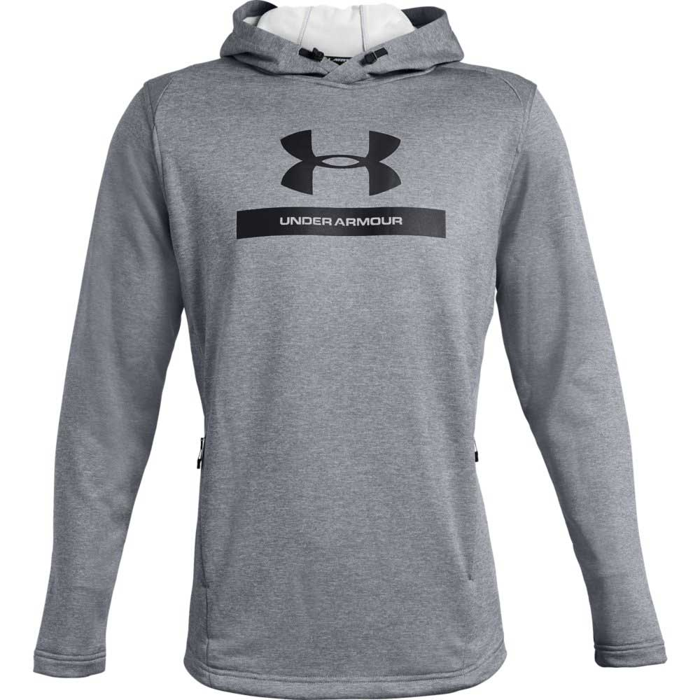 Braderie vaste sélection styles frais Sweat rugby homme - MK1 Terry Graphic Hoodie - Under Armour ...