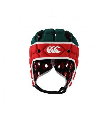 Casque rugby adulte - Ventilator - Rouge/Vert - Canterbury