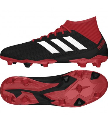 Crampons rugby moulés adulte - Predator 18.3 FG - adidas