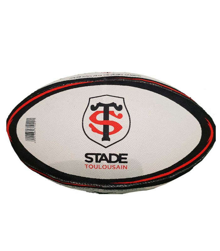 Ballon rugby Stade Toulousain réplica T5 - Gilbert