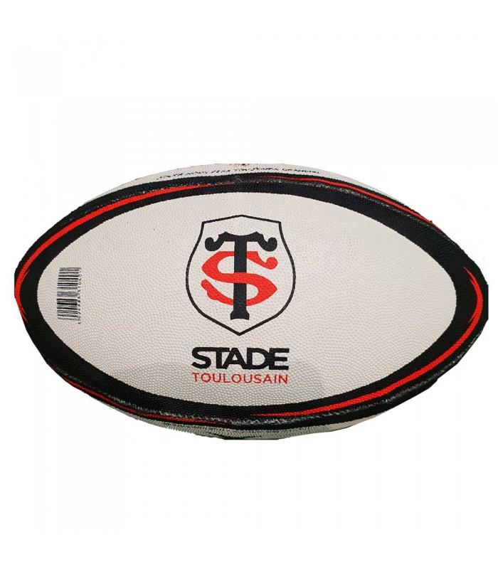 Ballon rugby Stade Toulousain réplica midi - Gilbert