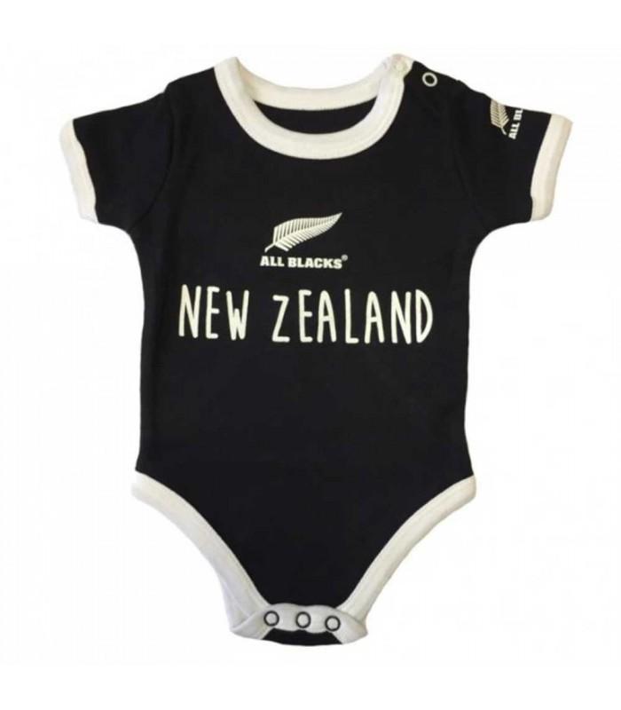 Body rugby All Blacks bébé - All Blacks