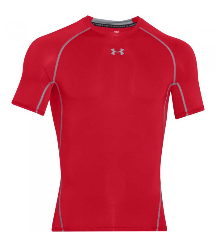 Tee-shirt rugby de compression - UA HeatGear marine - Under Armour