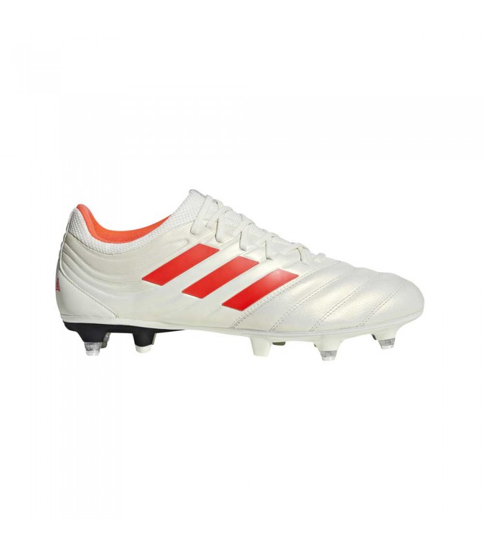 Crampons rugby vissés adulte Copa 19.3 SG - ADIDAS