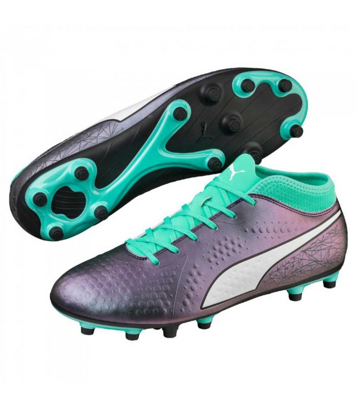 Crampons rugby adulte ONE 4 World Cup Syn - Puma