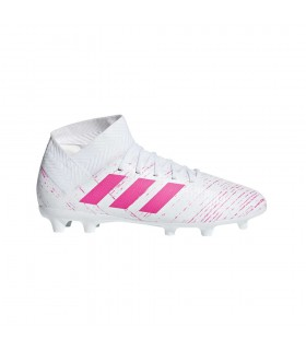 separation shoes 199fe abe38 Crampons rugby moulés enfant Nemeziz 18.3 FG - Adidas ...