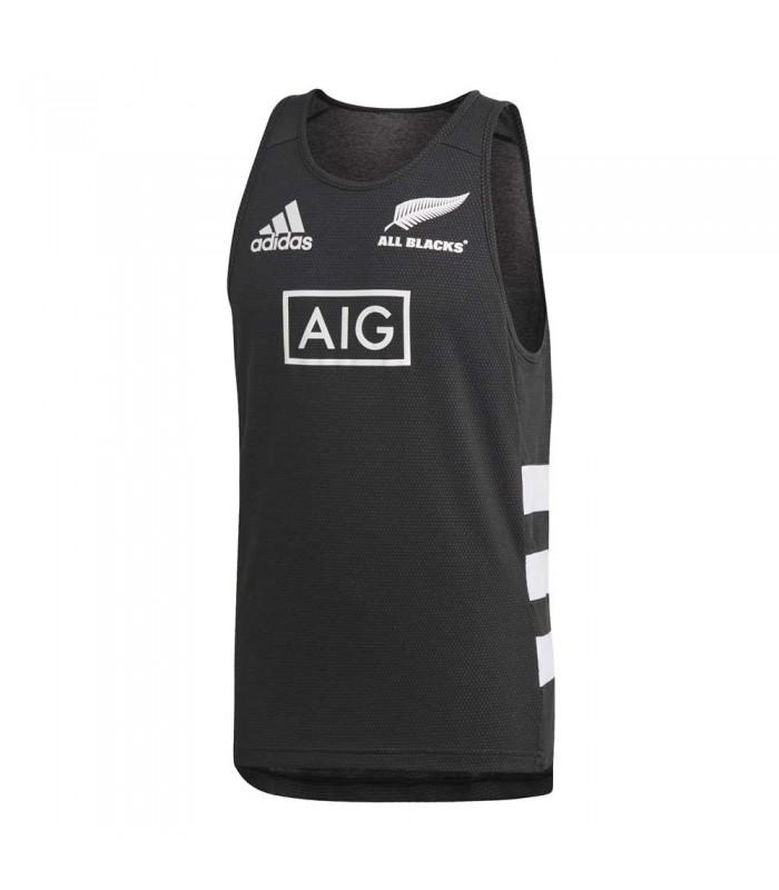 Débardeur rugby adulte All Blacks - Adidas