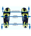 Crampons rugby / football - Pack promo Profiler 8/11 mm adidas (crampons/rondelles) - Smart Power