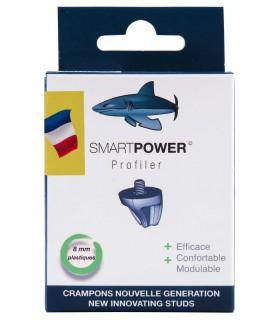 premier coup d'oeil Royaume-Uni pas de taxe de vente Crampons révolutionnaires Smart Power - RUGBY CORNER