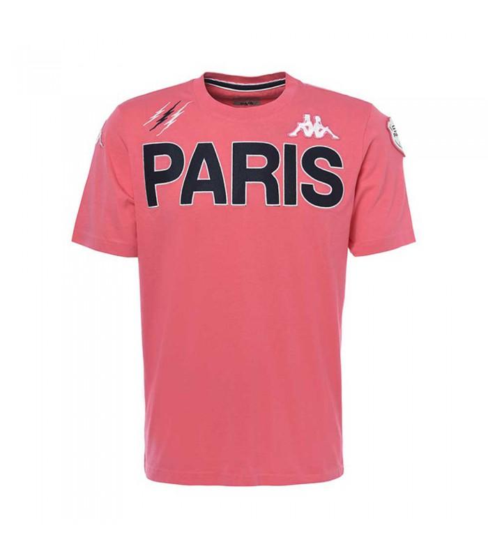 Tee-shirt rugby Stade Français Paris enfant 2019/2020 - Kappa
