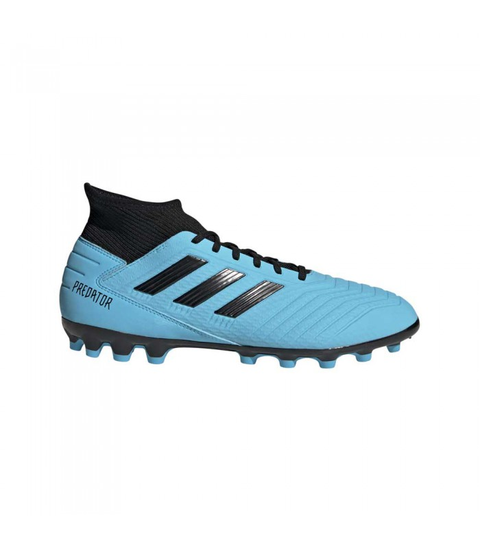 Crampons rugby moulés adultes - Predator 19.3 AG - Adidas