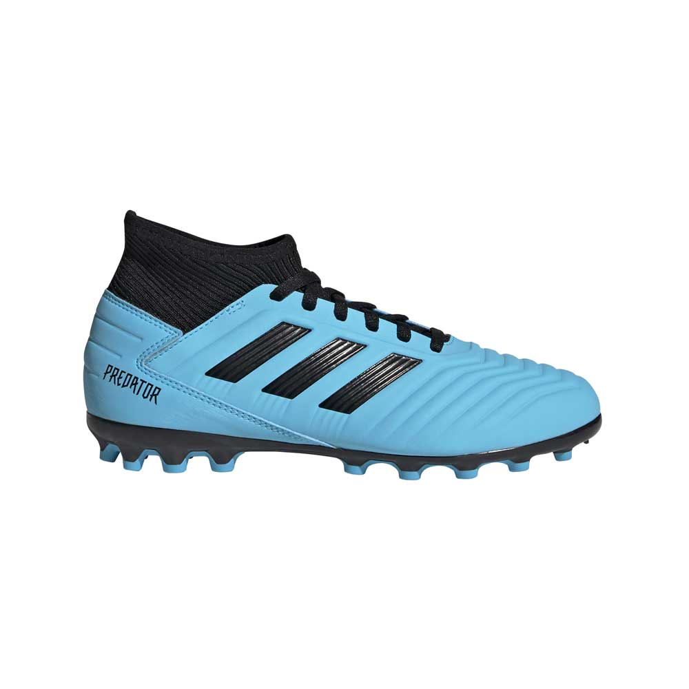 Crampons rugby moulés enfant Predator 19.3 AG Adidas