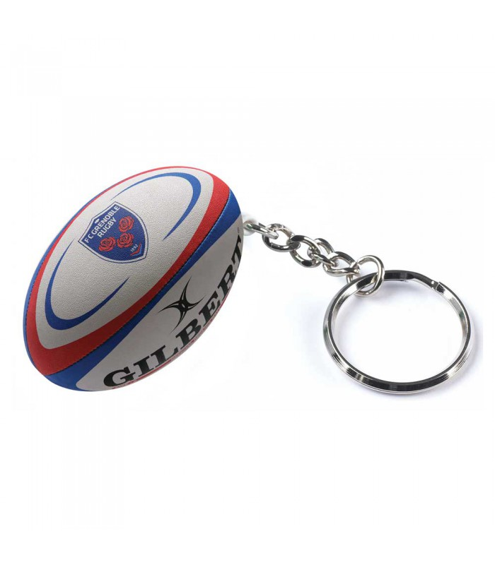 Porte clés rugby - Grenoble - Gilbert