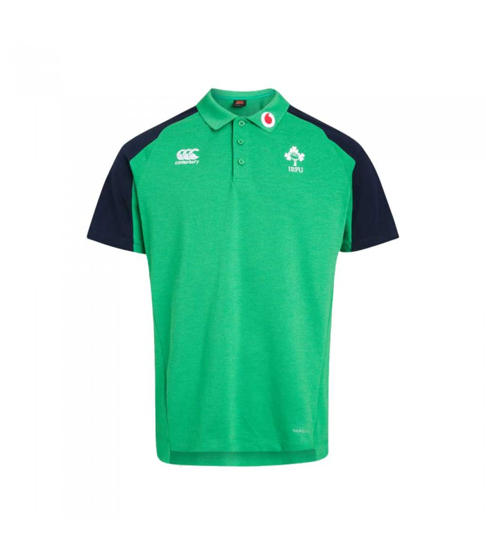 Polo rugby Irlande adulte 2019/2020 - Canterbury