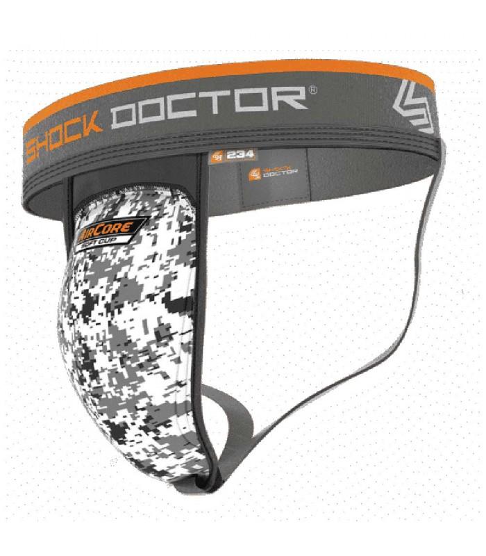 Ceinture coque souple AirCore - Shock Doctor