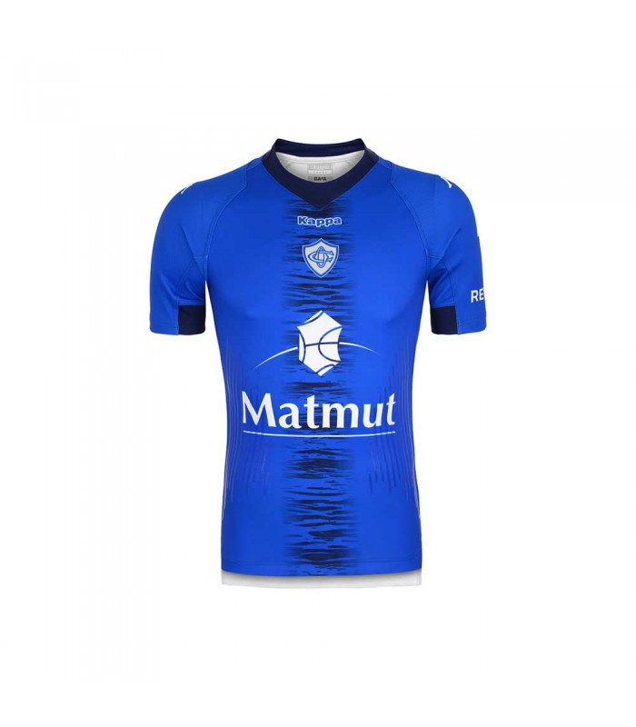 Maillot rugby Castres Olympique - réplica domicile 2019/2020 adulte - Kappa