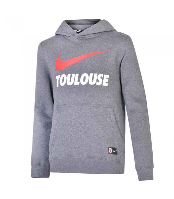 Sweat rugby Stade Toulousain 2019/2020 enfant - Nike