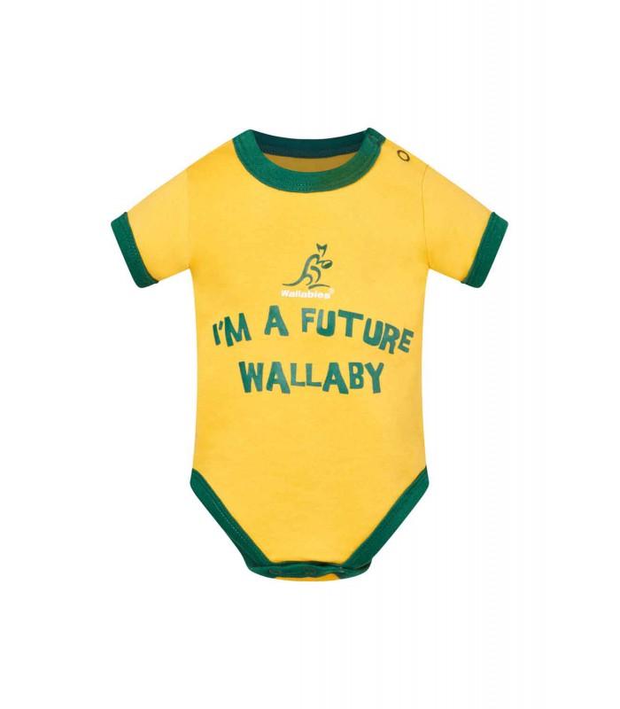 "Body rugby Australie bébé ""I'm a future Wallaby"" - Wallabies"