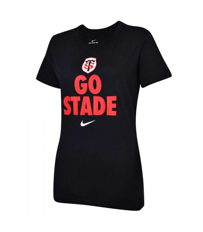 Tee Shirt rugby Stade Toulousain 2019/2020 femme - Nike