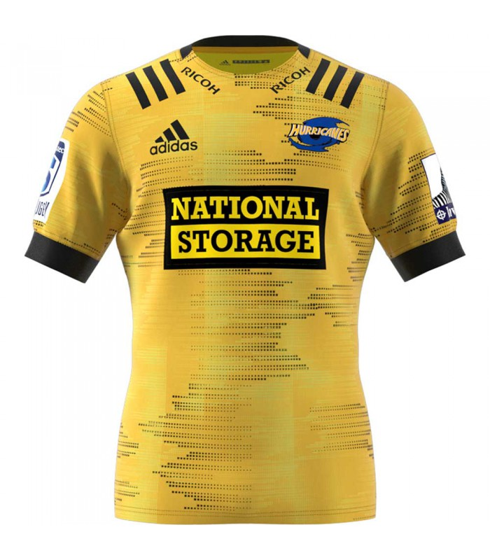 Maillot rugby Hurricanes réplica domicile 2020/2021 adulte - Adidas
