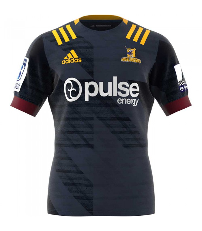 Maillot rugby Highlanders réplica domicile 2020/2021 adulte - Adidas