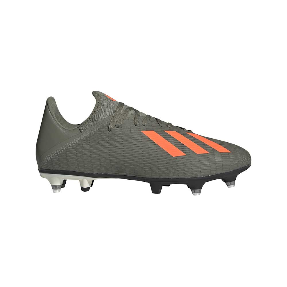 Crampons rugby hybrides adulte X 19.3 SG Adidas RUGBY