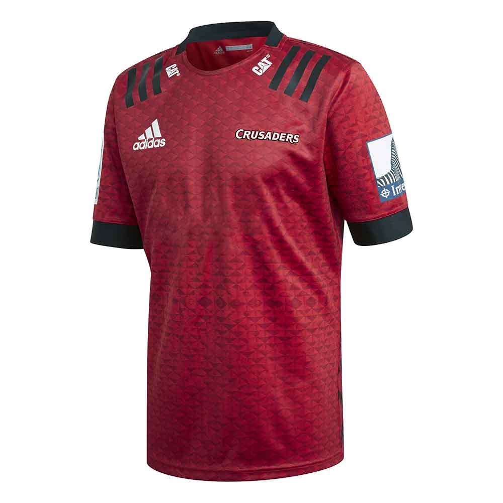 Maillot rugby Crusaders réplica domicile 20192020 adulte Adidas
