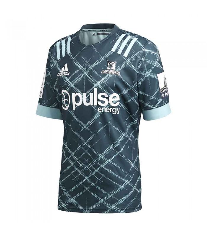 Maillot rugby Highlanders réplica extérieur 2020/2021 adulte - Adidas