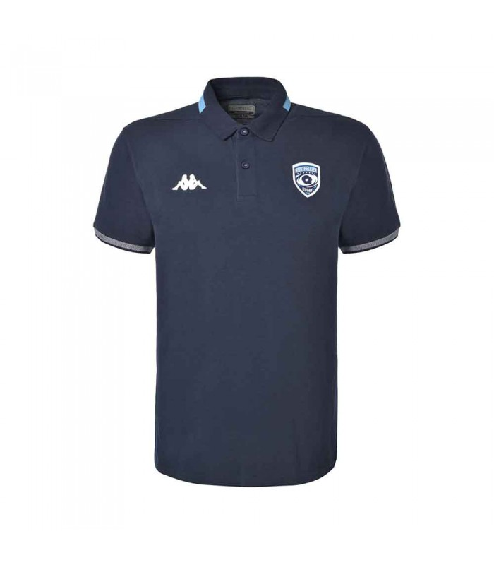 Polo rugby Montpellier Hérault Rugby (MHR) 2020/2021, adulte - Kappa
