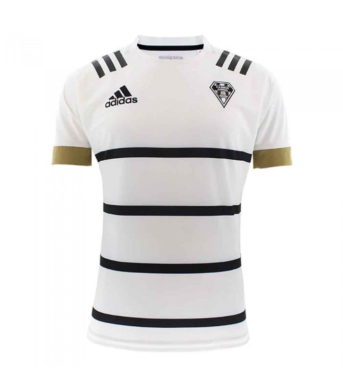 Maillot rugby C.A. BRIVE - réplica 2020/2021 blanc adulte - Adidas