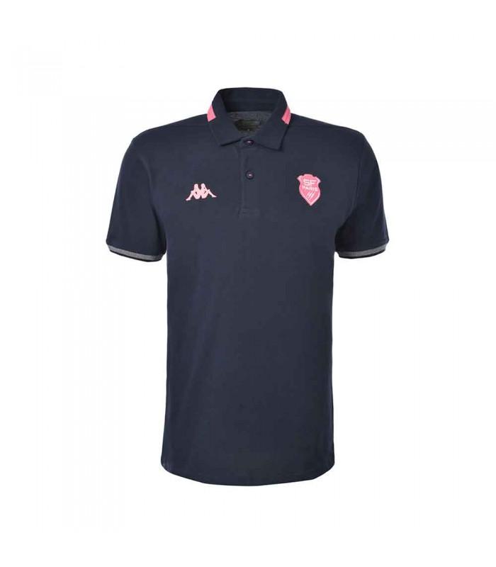 Polo rugby Stade Français Paris enfant 2020/2021 - Kappa