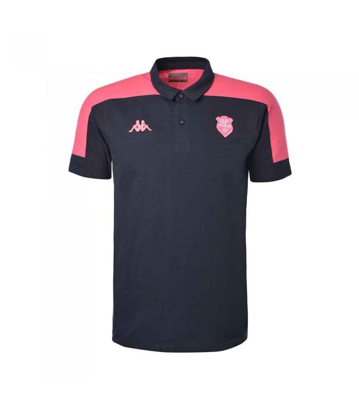 Polo rugby Stade Français Paris adulte 2020/2021 - Kappa