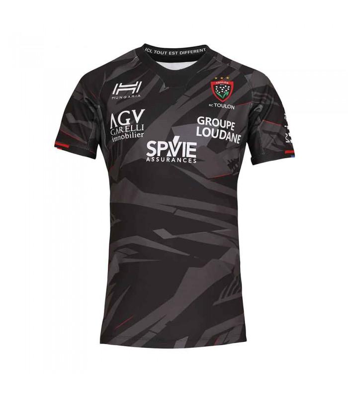 Maillot  Rugby Club Toulonnais - Réplica extérieur 2020/2021 adulte - Hungaria