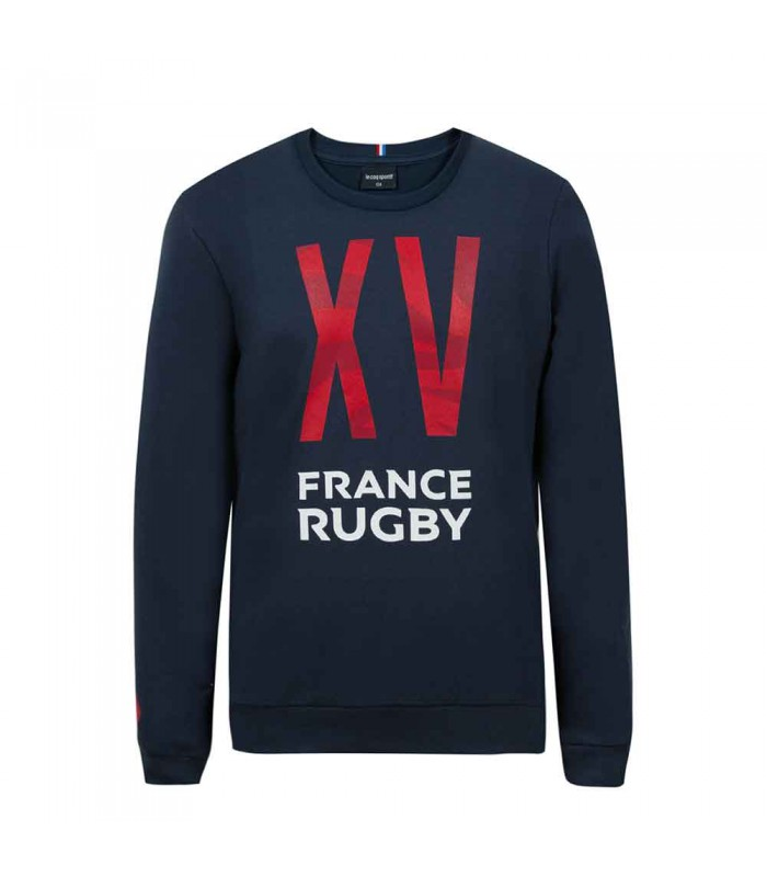 Sweat rugby France Rugby 2020/2021 enfant - Le Coq Sportif