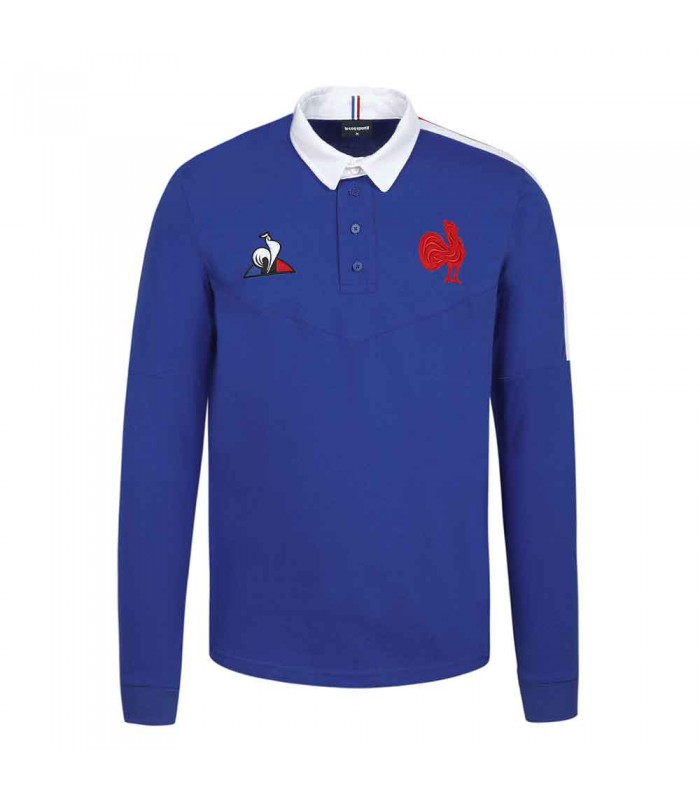 Polo rugby France Rugby adulte 2020/2021 - Le Coq Sportif
