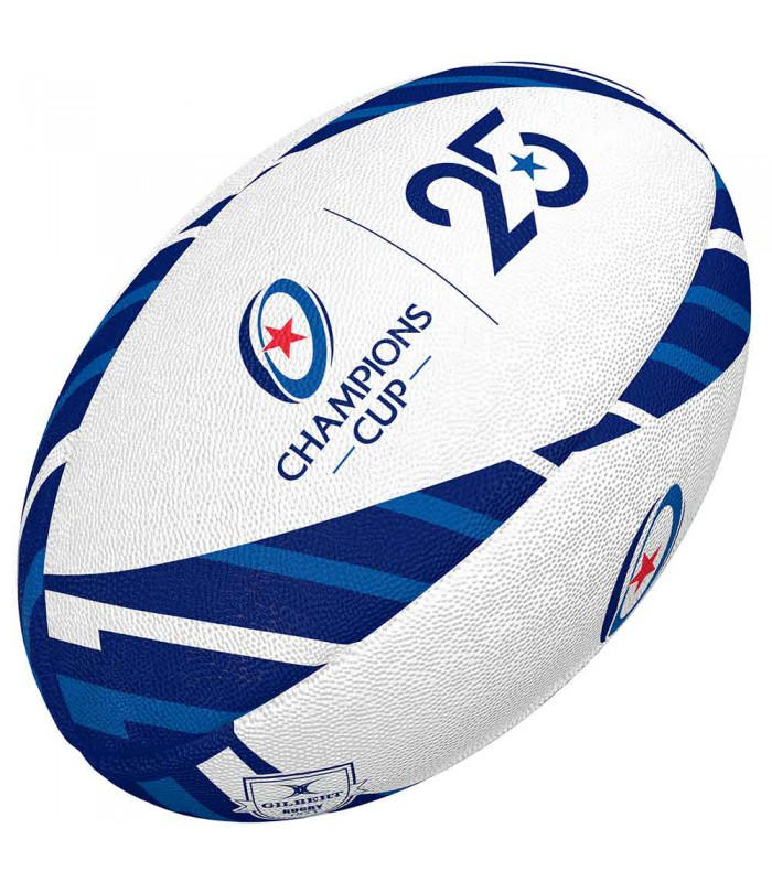 Ballon rugby Champions Cup - Supporter T5 - Gilbert