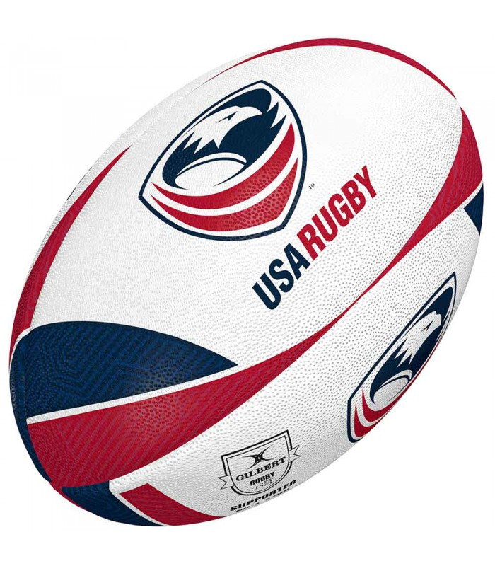 Ballon rugby USA - Supporter - T5 - Gilbert