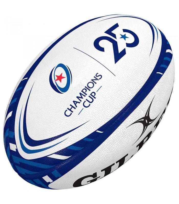 Ballon rugby Champions Cup -Réplica T5 - Gilbert
