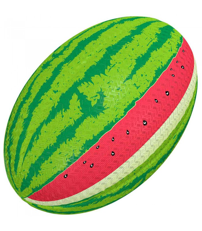 Ballon rugby - Random Pastèque - T5 - Gilbert