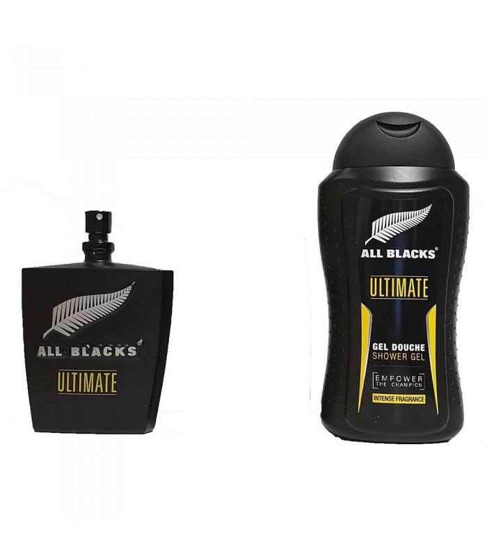 Coffret rugby - Eau de toilette +gel douche All Blacks Ultimate - All Blacks