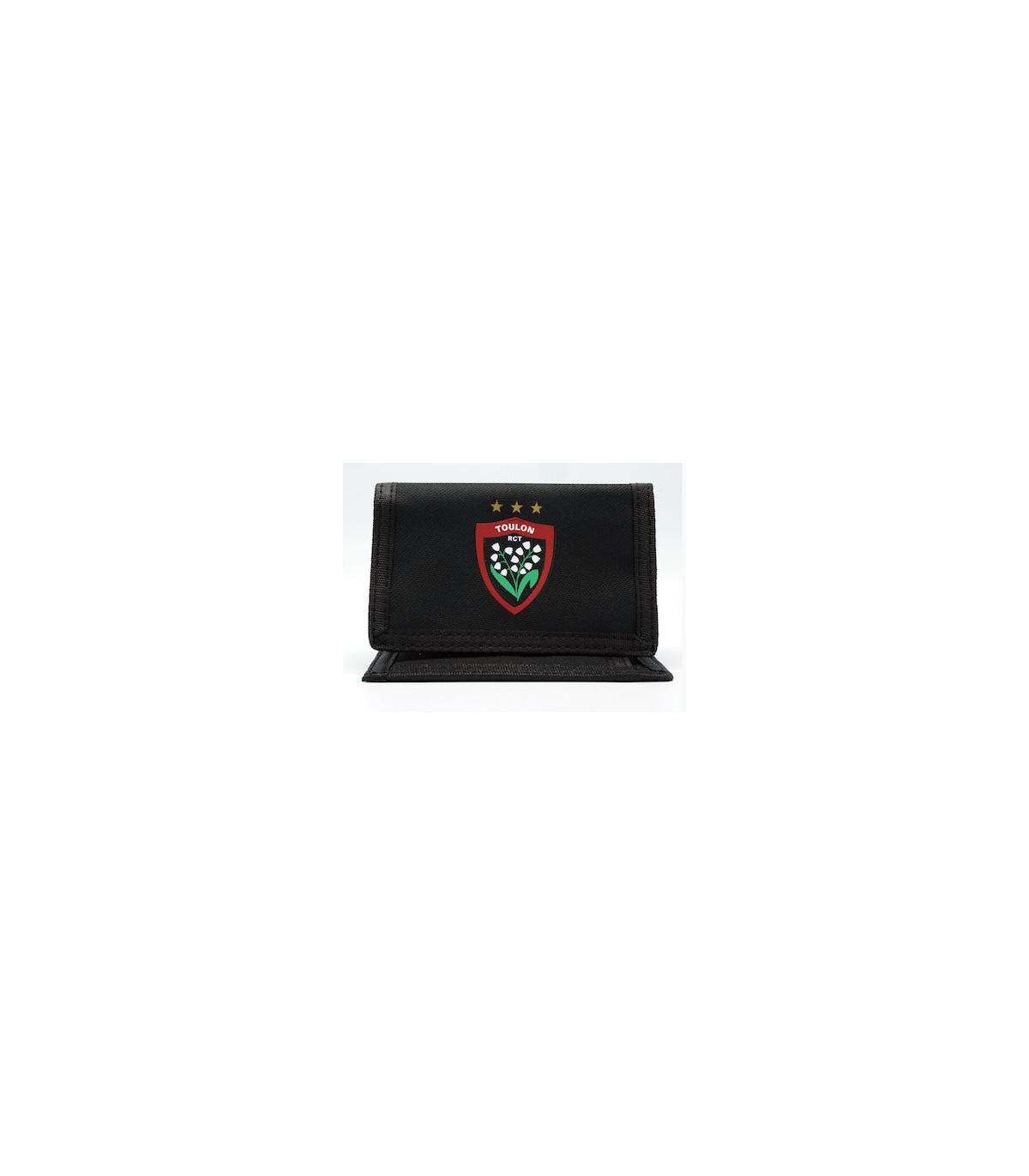 Porte-monnaie RCT - noir