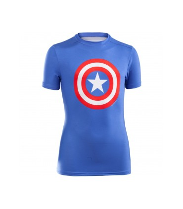 Baselayer rugby - Captain America - Under Armour