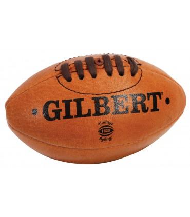 Ballon Vintage Cuir naturel - Mini - Gilbert