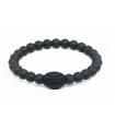 Bracelet rugby - Active Rugby Life Bracelet noir - Elegant Violence Rugby -