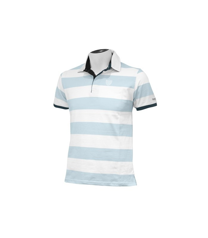 Polo rugby homme - Racing 92 - Racing 1882