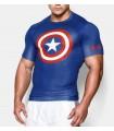Baselayer de compression - Captain America - Under Armour